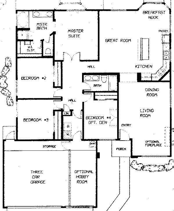 Shea homes laguna model